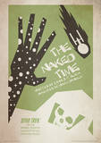 Star Trek - The Naked Time Vintage Style Television Poster Masterdruck