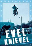 Evel Knievel - Ramp Motorcycle Poster Masterprint
