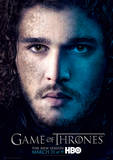 Game Of Thrones (Season 3 - Jon) Television Poster Masterprint