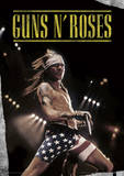 Guns N Roses (Shorts) Music Poster Masterprint