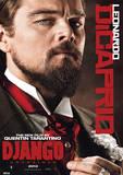 Django Unchained - Leonardo Dicaprio Movie Poster Masterprint