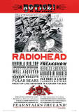 Radiohead - Fear Music Poster Masterprint