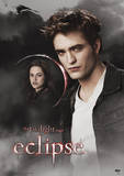 Twilight - Eclipse Edward And Bella Moon Movie Poster Masterprint
