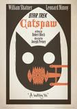 Star Trek - Catspaw Vintage Style Television Poster Masterprint