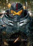 Pacific Rim - Gipsy Danger Movie Poster Masterprint