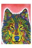 Loups Affiches par Dean Russo