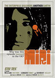 Star Trek - Miri Vintage Style Television Poster Masterprint