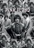 Pink Floyd - Piper Music Poster Masterprint