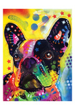 French Bulldog 2 Prints by Dean Russo