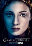 Game Of Thrones (Season 3 - Sansa) Television Poster Masterprint