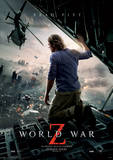 World War Z (One Sheet) Movie Poster Print Masterprint