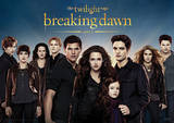 Twilight - Breaking Dawn Cast Movie Poster Tryckmall