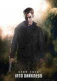 Star Trek (Into Darkness – Kirk) Movie Poster Masterprint