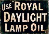 Royal Daylight Oil Vintage Style Advertisement Poster Masterprint