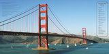 Phil Maier - Golden Gate Architecture - Poster
