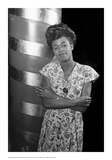 Sarah Vaughan, Café Society (Column) Prints by William P. Gottlieb