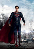 Man Of Steel (Hope) Movie Poster Masterprint
