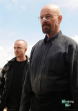 Breaking Bad (Walter & Jesse) Television Poster Masterprint