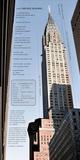 Phil Maier - Chrysler Building Architecture - Reprodüksiyon