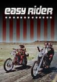 Easy Rider (Riders) Movie Poster Reproduction image originale