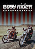 Easy Rider (Riders) Movie Poster Masterprint