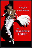 Josephine Baker Poster by Clifford Faust