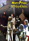 Monty Python (Holy Grail) Television Poster Masterprint