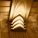 Architectural Detail No. 49 Poster by Ellen Fisch