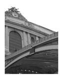 Arriving at Grand Central Art by Ellen Fisch