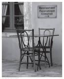 Table pour deux Affiches