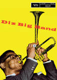 Dizzie Gillespie (Big Band) Music Poster Masterprint