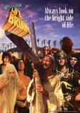 Monty Python (Life Of Brian) Television Poster Masterprint