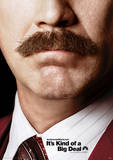 Anchorman 2 (Teaser) Movie Poster Masterprint