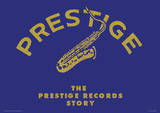 Prestige (Logo) Music Poster Masterprint