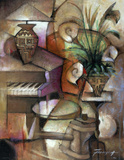 Plat and Piano Prints by Essud Fungcap