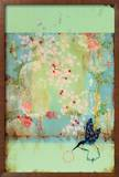 Cherry Blossoms Print van Kathe Fraga