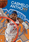 NBA - Carmelo Anthony Basketball Sports Poster Masterprint