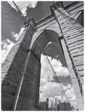 Brooklyn Bridge Arch Posters