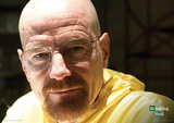 Breaking Bad (Walter Closeup) Television Poster Masterprint