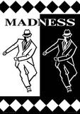 Madness - Dancing Man Music Poster Masterprint