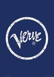 Verve (Logo) Music Poster Masterprint