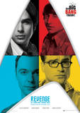 The Big Bang Theory (Revenge) Television Poster Masterprint