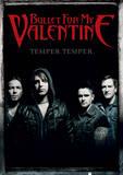Bullet For My Valentine (Temper Temper) Music Poster Masterprint