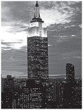 Empire State Evening Prints