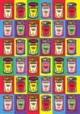 Heinz (Tomato Soup Pop Art) Art Poster Masterprint