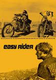Easy Rider (Split) Movie Poster Masterdruck