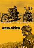 Easy Rider (Split) Movie Poster Masterprint