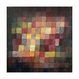 Paul Klee - Ancient Harmony, c.1925 - Reprodüksiyon