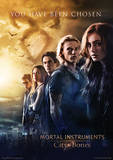 The Mortal Instruments City Of Bones (Chosen) Movie Poster Masterprint