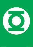 DC Comics - The Green Latern Comic Poster Masterprint
